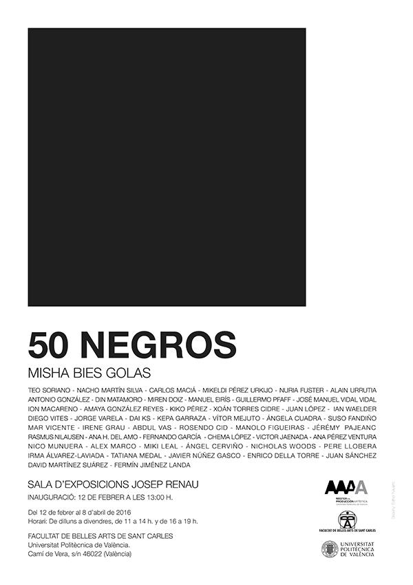 cartel50negros